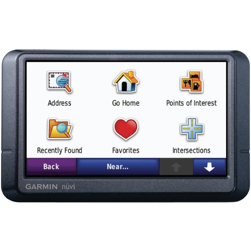 Garmin Garage: Garmin Nuvi 255W Sat Nav GPS New Zealand Australia UK USA